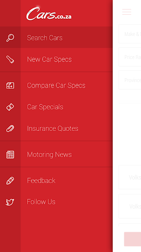 Cars.co.za screenshot 1
