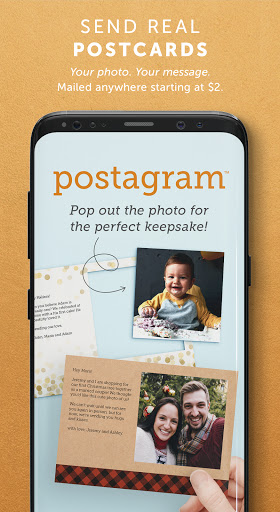 Postagram: Send Custom Photo Postcards screenshot 1