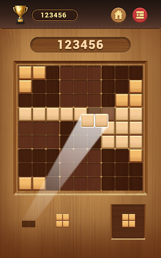 Wood Block Sudoku Game -Classic Free Brain Puzzle screenshot 17