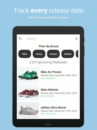 SoleInsider | Sneaker Release Dates screenshot 8