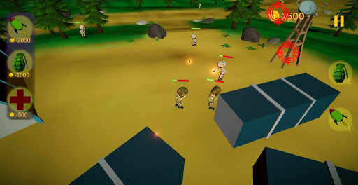 Tiny Soldiers screenshot 11