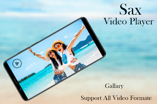 Full HD Video Player With Gallery:SAX Video Player screenshot 1