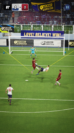 Soccer Super Star screenshot 2