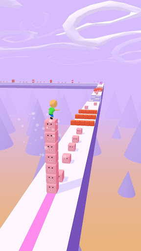 Cube Surfer! screenshot 4