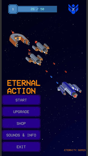 Eternal Action screenshot 1