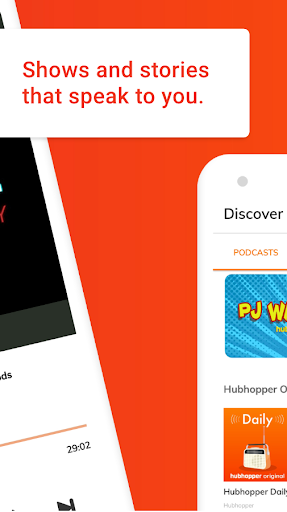 Hubhopper: Podcasts and Stories That Speak to You screenshot 2