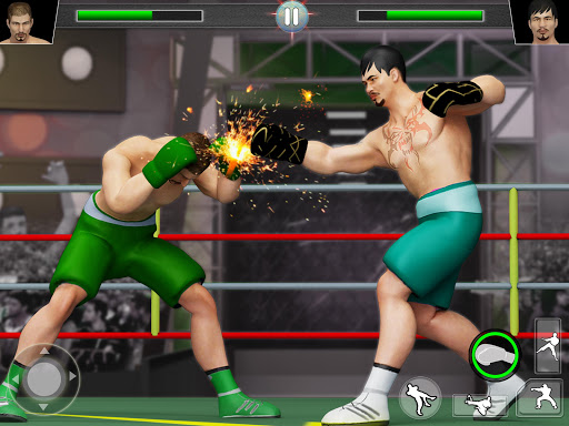 Kickboxing Fighting Games screenshot 9