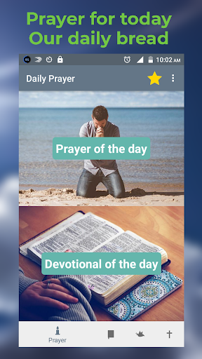 Daily prayer,devotional and bible verse of the day screenshot 1