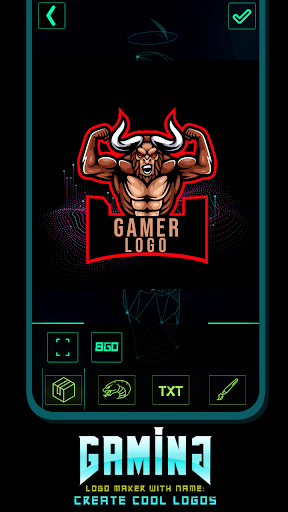 Gaming Logo Maker with Name screenshot 3