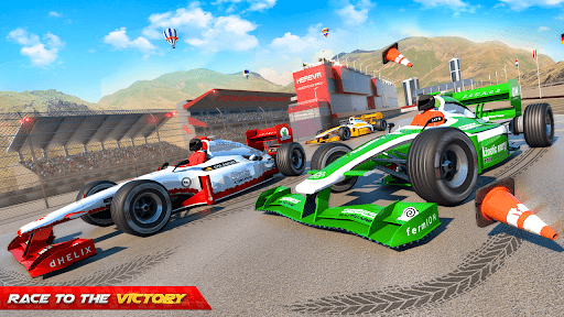 High Speed Formula Car Racing screenshot 4