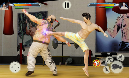 GYM Fighting Games screenshot 1