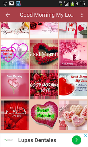 Good Morning Love Messages and Images 2021 screenshot 1