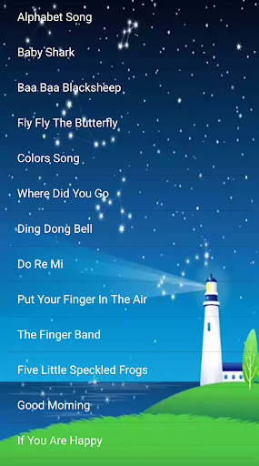 kids song - best offline nursery rhymes screenshot 1