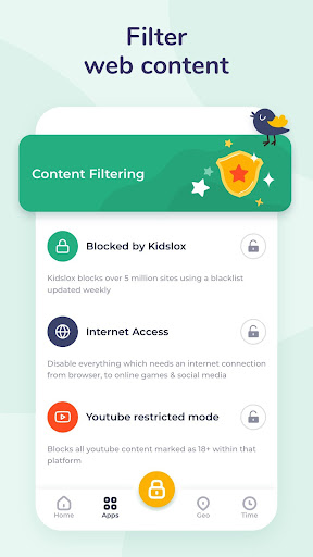 Parental Control & Screen Time by Kidslox screenshot 6