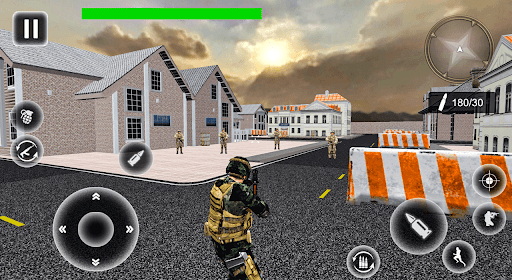 Bullet Field screenshot 9
