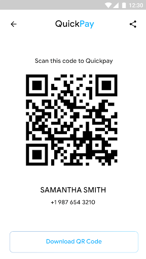 QuickPay screenshot 4