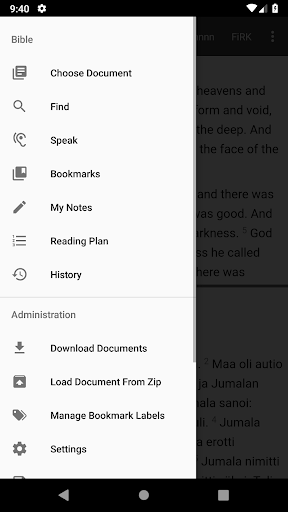 Bible Study app, by And Bible Open Source Project tangkapan layar 5
