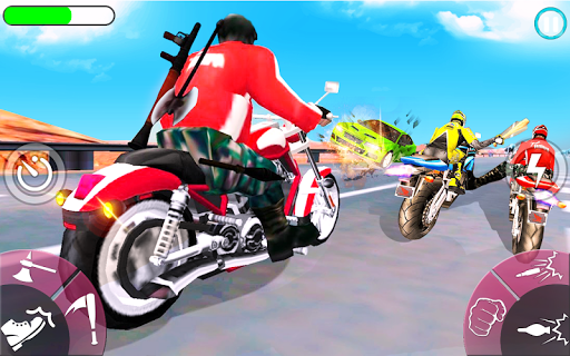 New Bike Attack Race screenshot 9