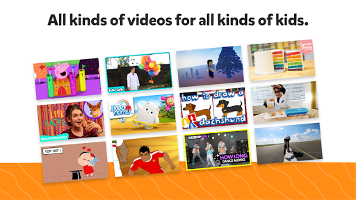 YouTube Kids for Android TV screenshot 2