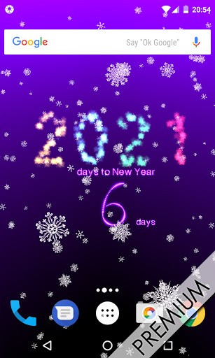 New Year countdown 2021 screenshot 22