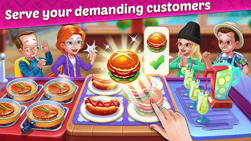 Cooking Tasty: The Worldwide Kitchen Cooking Game screenshot 4