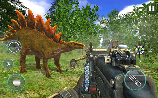 Dinosaur Hunter 3D screenshot 2