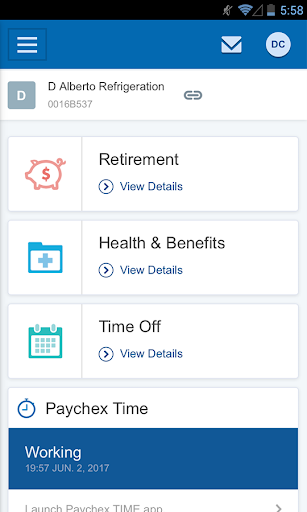 Paychex Flex screenshot 1