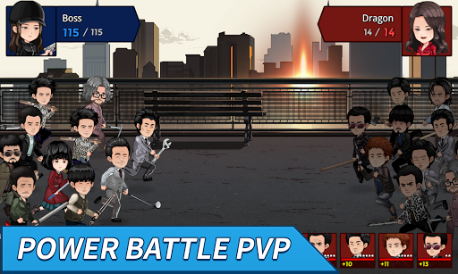 Idle Fighters screenshot 5