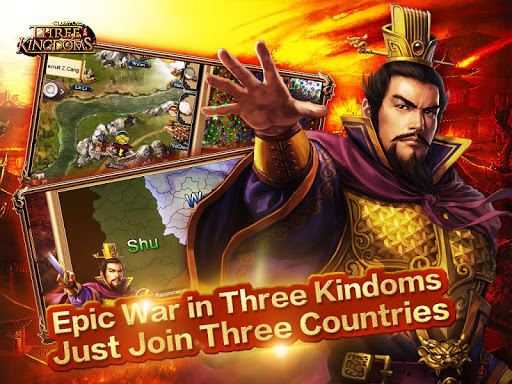 Clash of Three Kingdoms screenshot 9