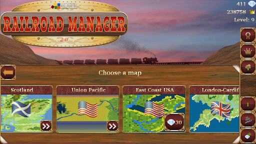 Railroad Manager 3 screenshot 8