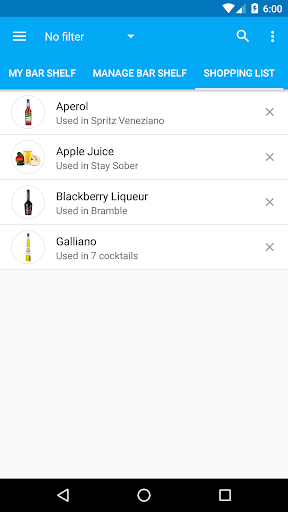My Cocktail Bar screenshot 6