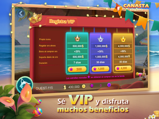 Canasta ZingPlay screenshot 21