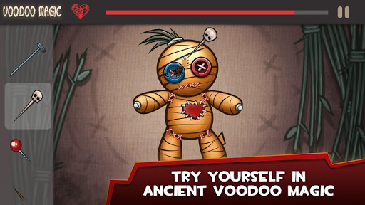 Voodoo Magic screenshot 1