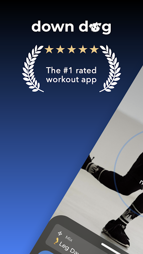 HIIT Workouts | Interval Training | Down Dog screenshot 1