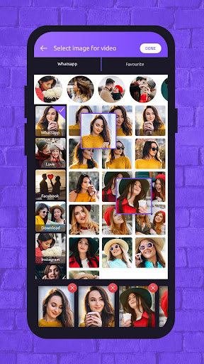 Photo Video Maker with Song™ screenshot 7