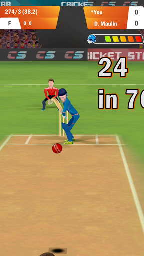Cricket Star screenshot 3