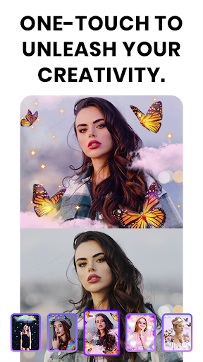Picture Editor Pro, Effects, Face Filter - PicPlus screenshot 1