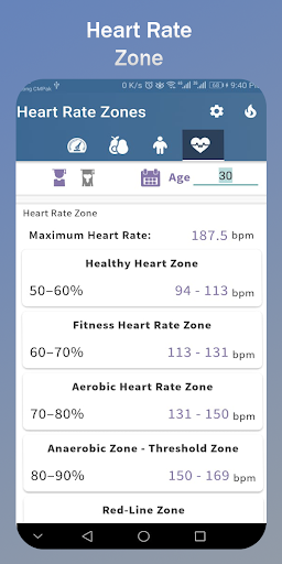 Thermometer for Fever Tracker Diary screenshot 8