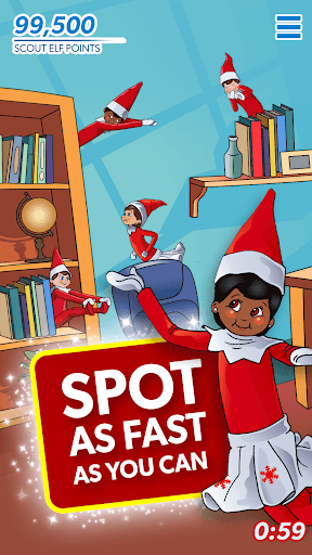 Find the Scout Elves — The Elf on the Shelf® screenshot 2