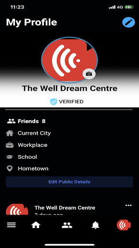 The Well Dream Centre 屏幕截图 3