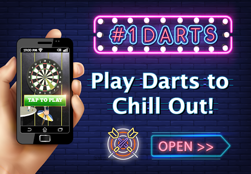 (EN Only) Darts and Chill screenshot 1
