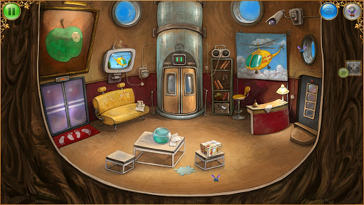 The Tiny Bang Story-point and click adventure game screenshot 2