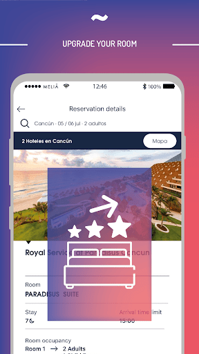 Meliá · Room booking, hotels and stays screenshot 6