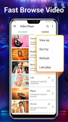 Video Player & Media Player All Format screenshot 4