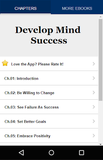 5 Ways to Develop the Mind for Success screenshot 2