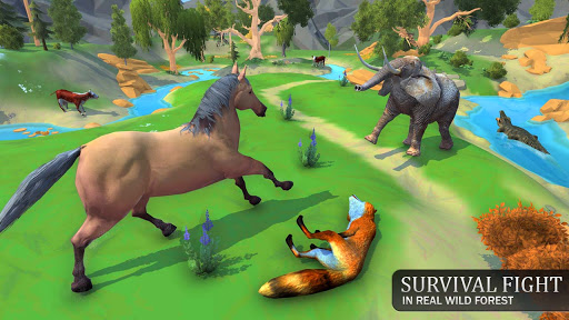 Horse Derby Survival Game: Free Horse Game screenshot 4