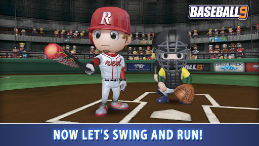 BASEBALL 9 screenshot 2