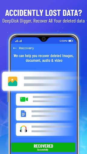 Photo Recovery-Deleted Data recovery-Restore Files screenshot 7