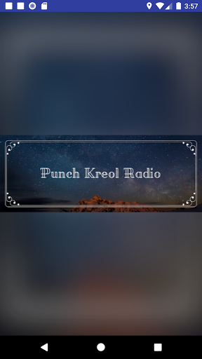 punch kreol radio screenshot 1