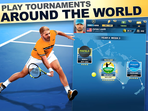 TOP SEED Tennis screenshot 12